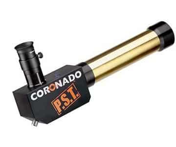 Günstiges Sonnenteleskop Coronado PST