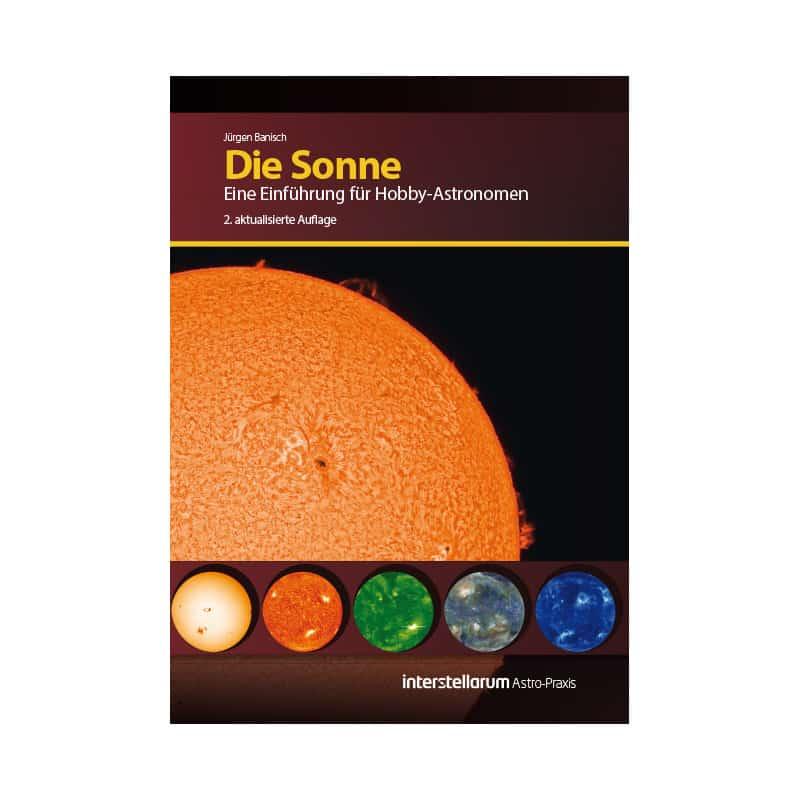 Oculum-Verlag-Buch-Die-Sonne-Eine-Einfuehrung-fuer-Hobby-Astronomen